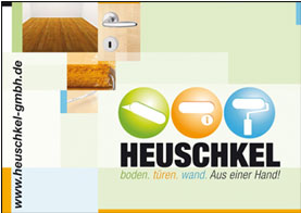 Logo Heuschkel GmbH - Persönliche Beratung